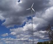Minasota Turbine 160' Tower Height