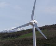 20kW Wind Turbine in Creete Greece